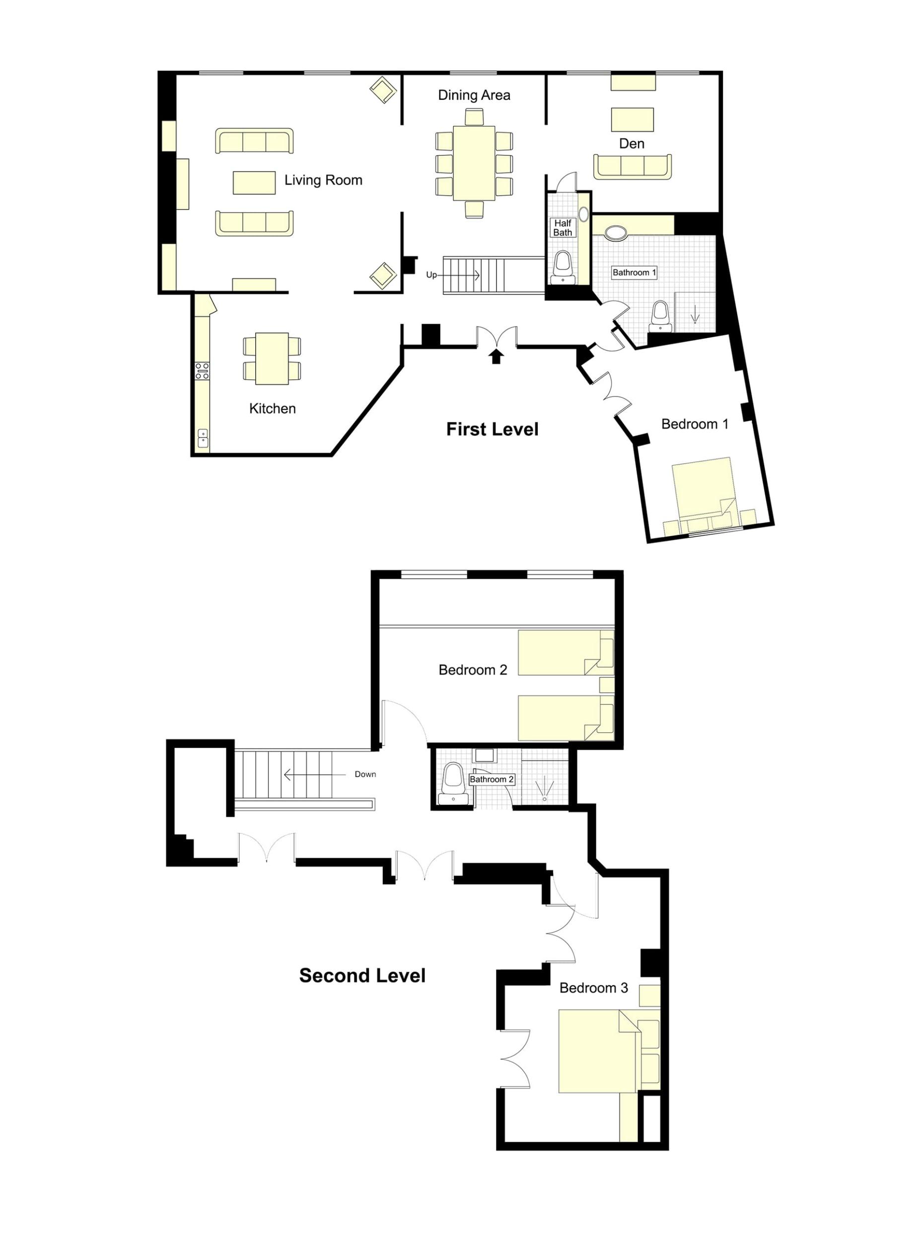 Clos Jolie Floorplan