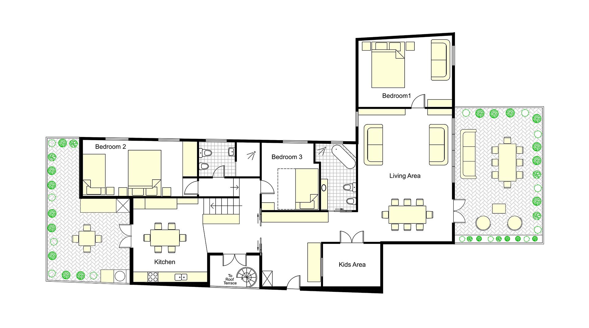 Donizetti Dream Floorplan