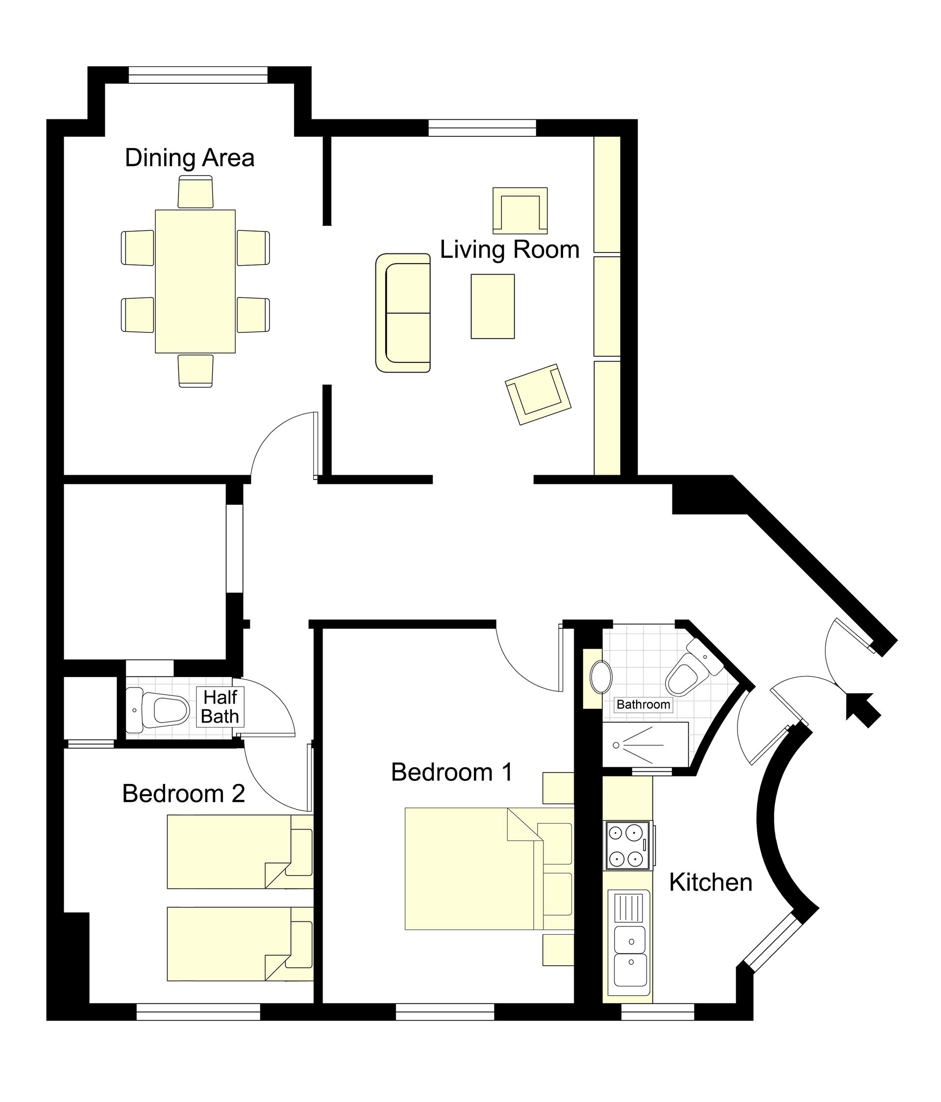 Gamay Floorplan
