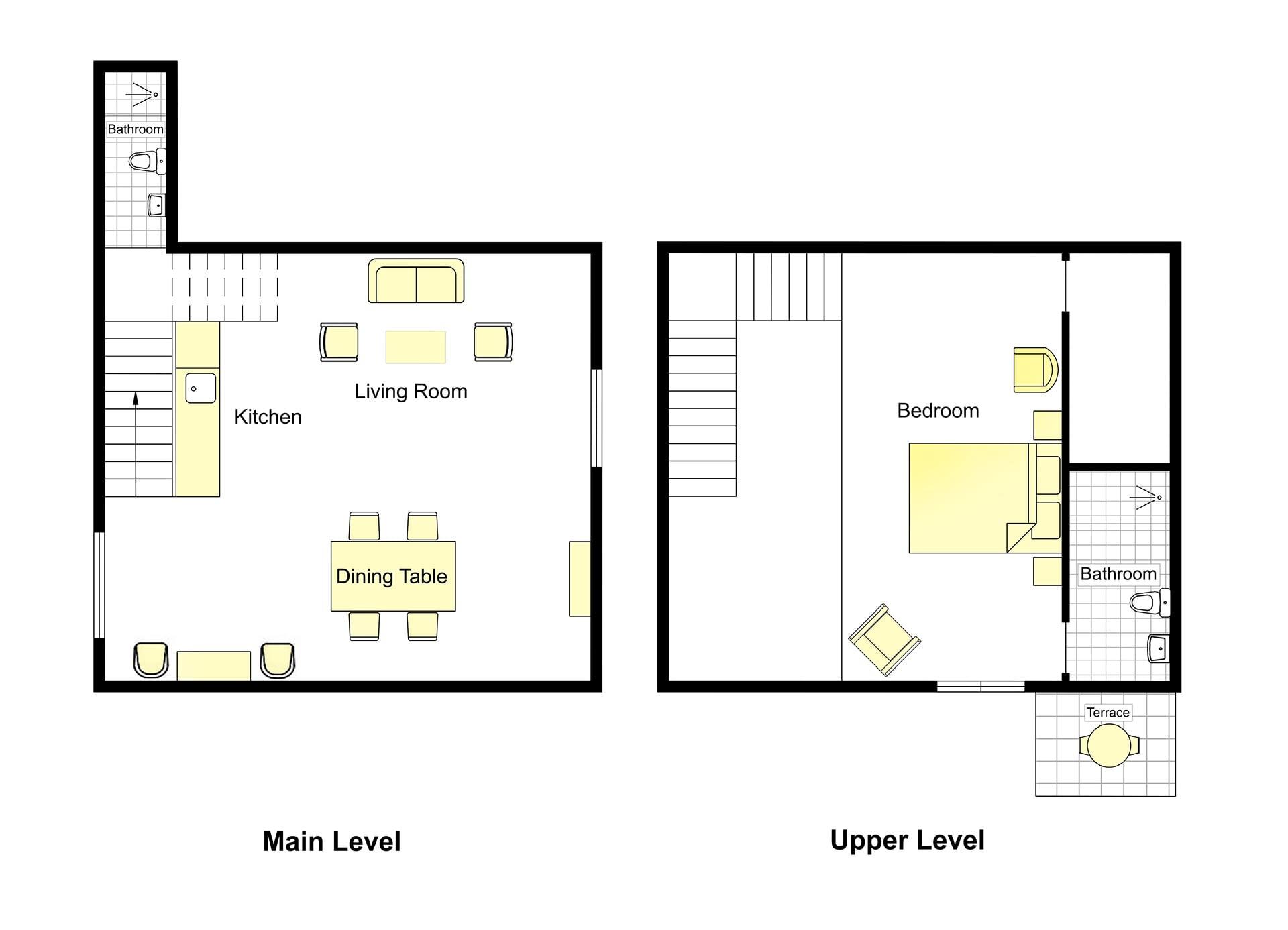 Marconi Floorplan