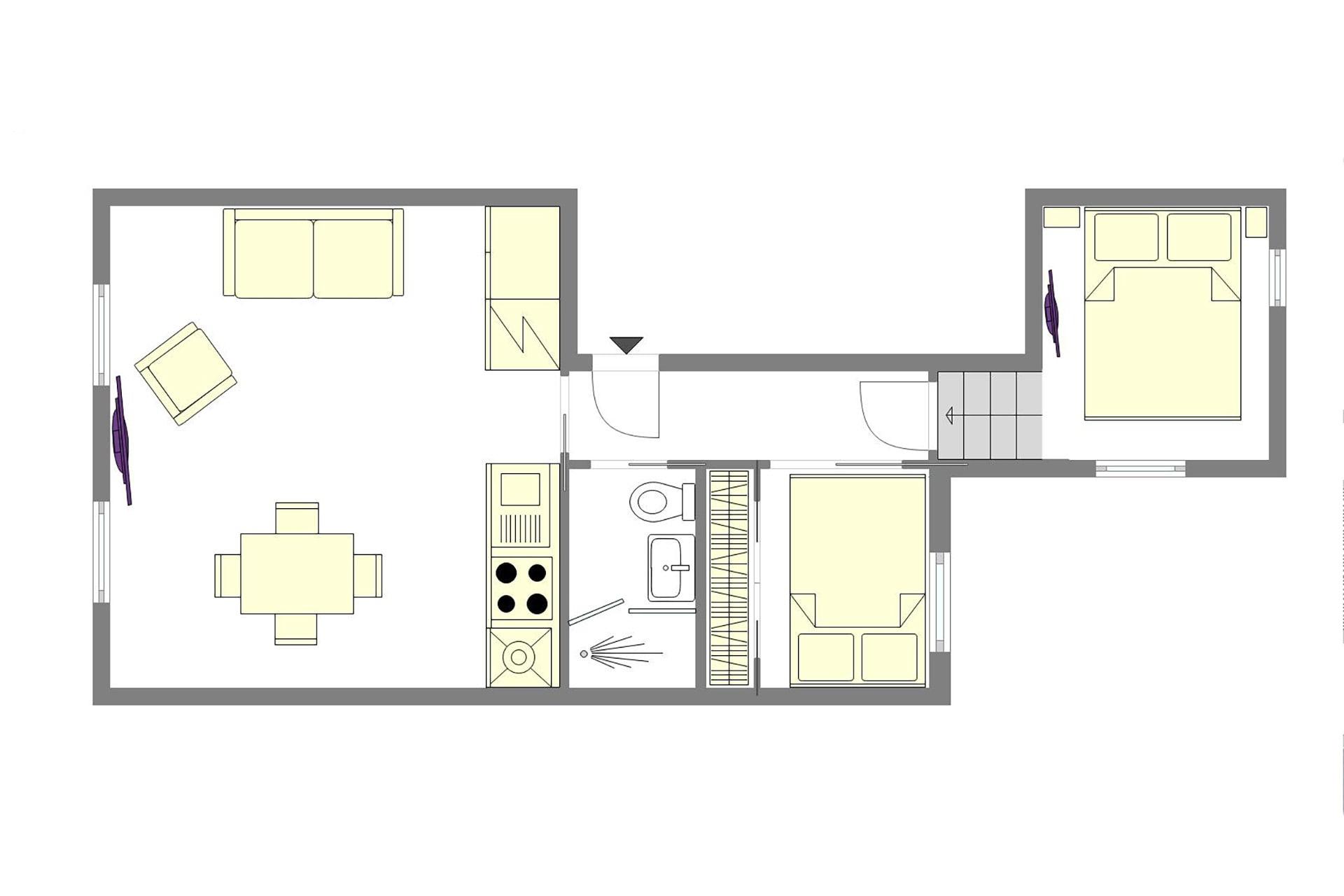 Addington Floorplan
