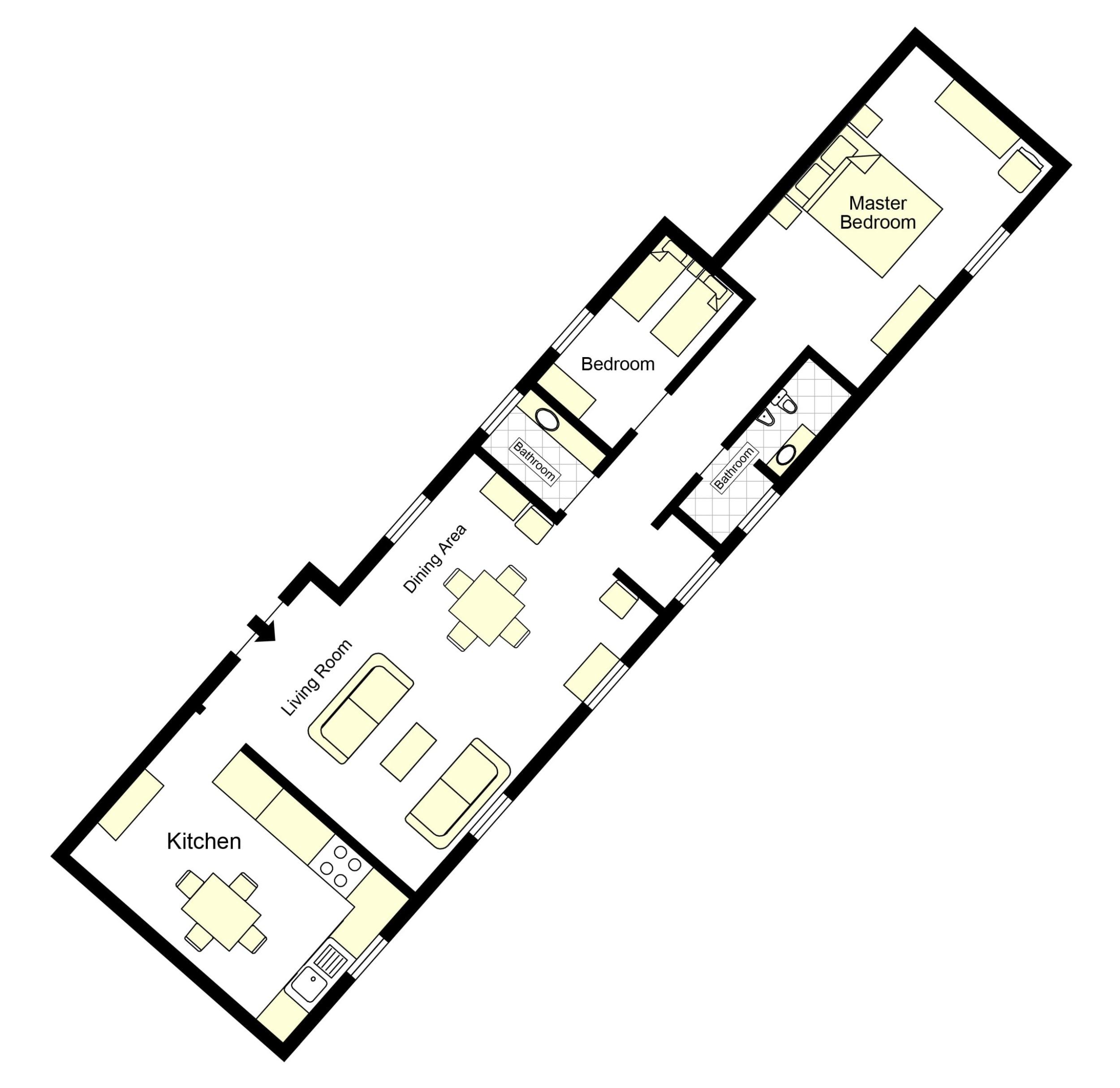 Borgo Beco Floorplan