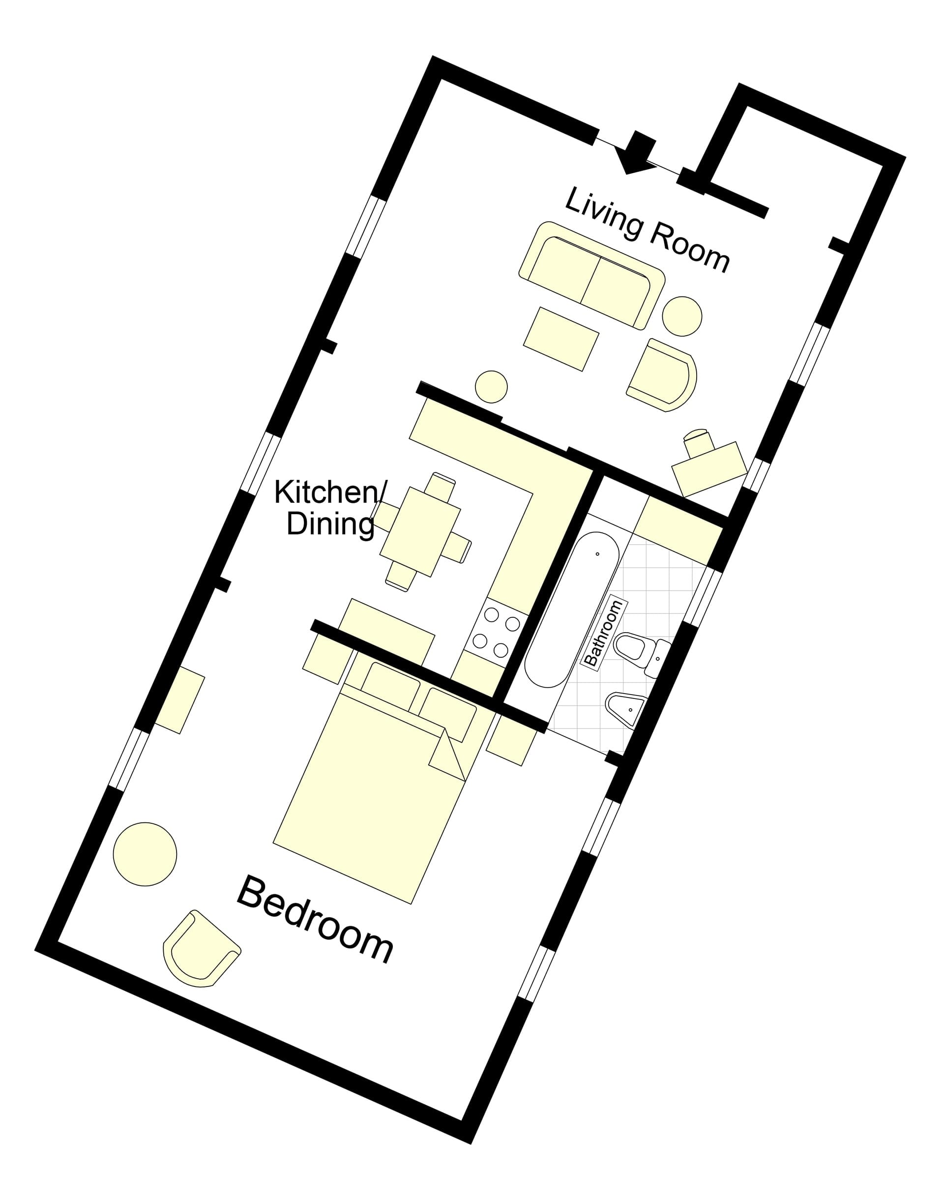 Borgo Bersagliere Floorplan