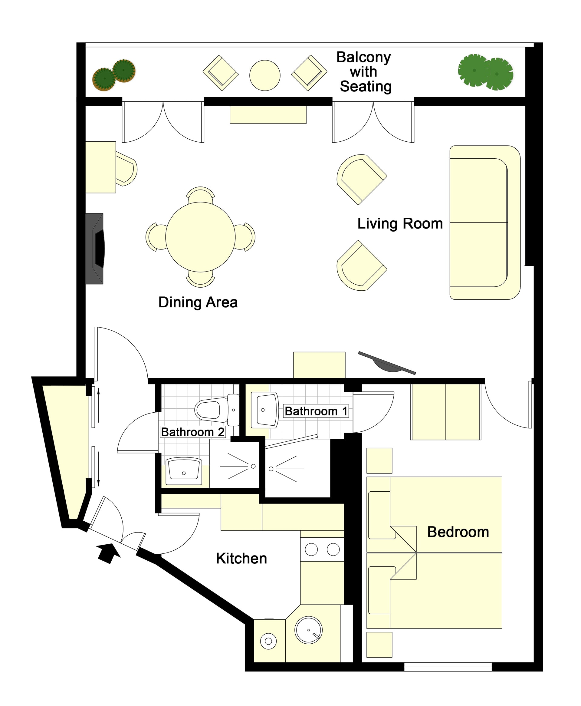 Cabernet Floorplan