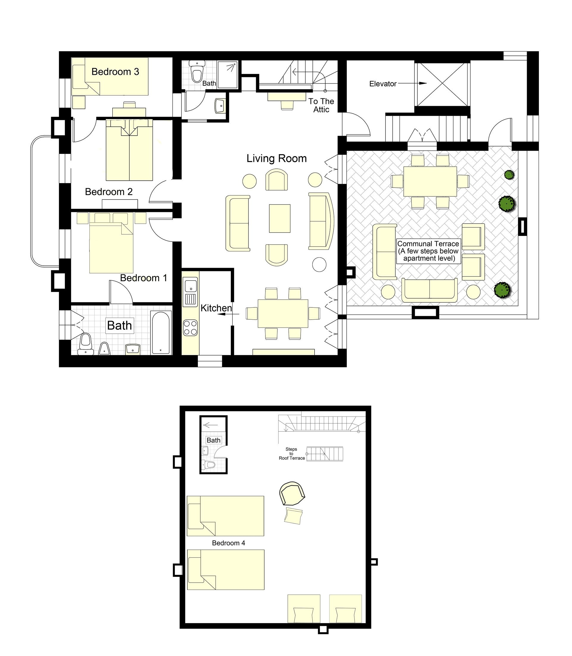 Cassia Floorplan