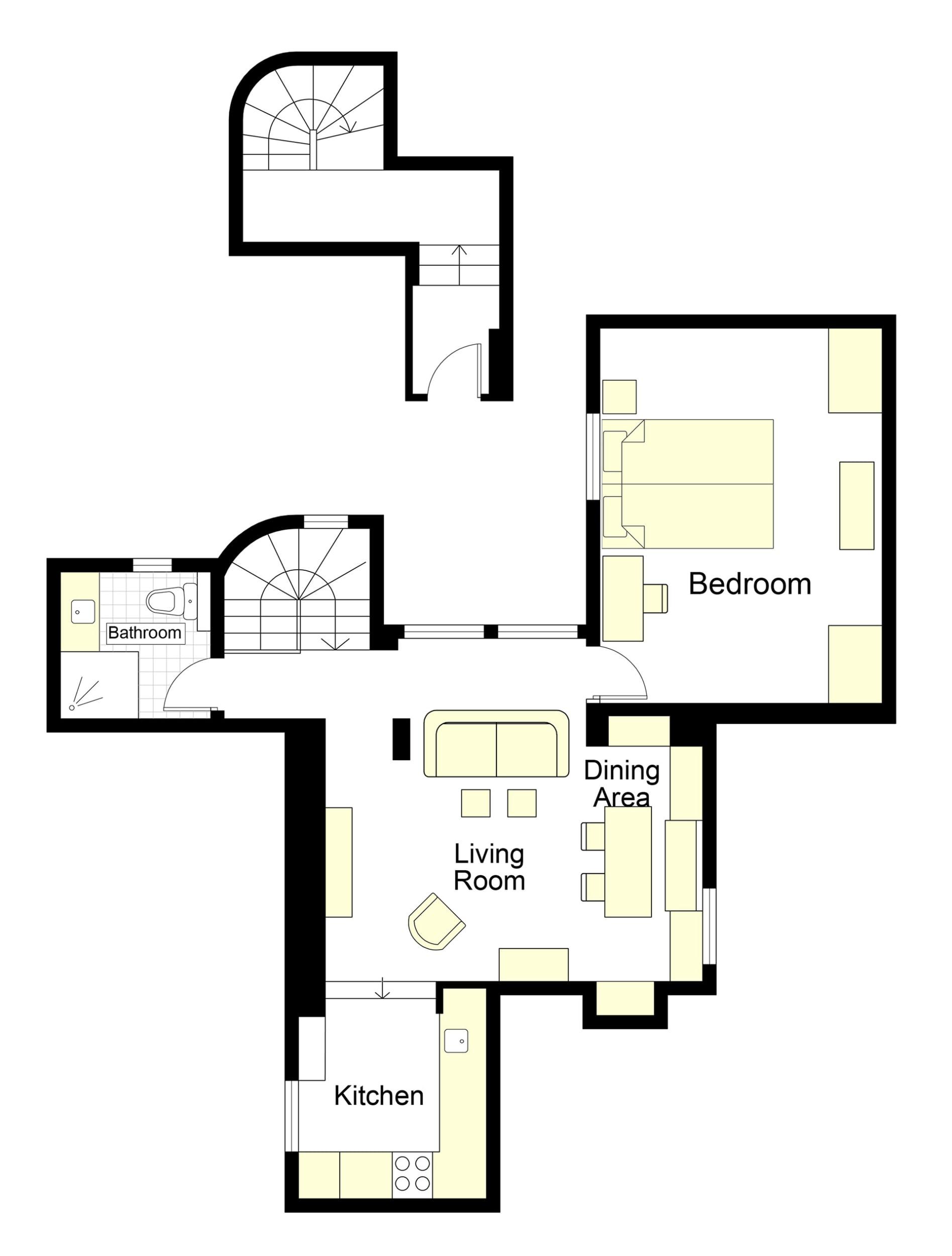 Maranges Floorplan