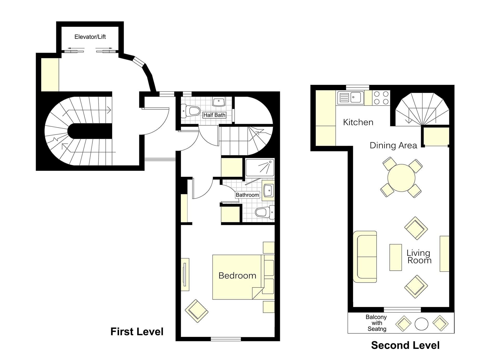 Monbazillac Floorplan