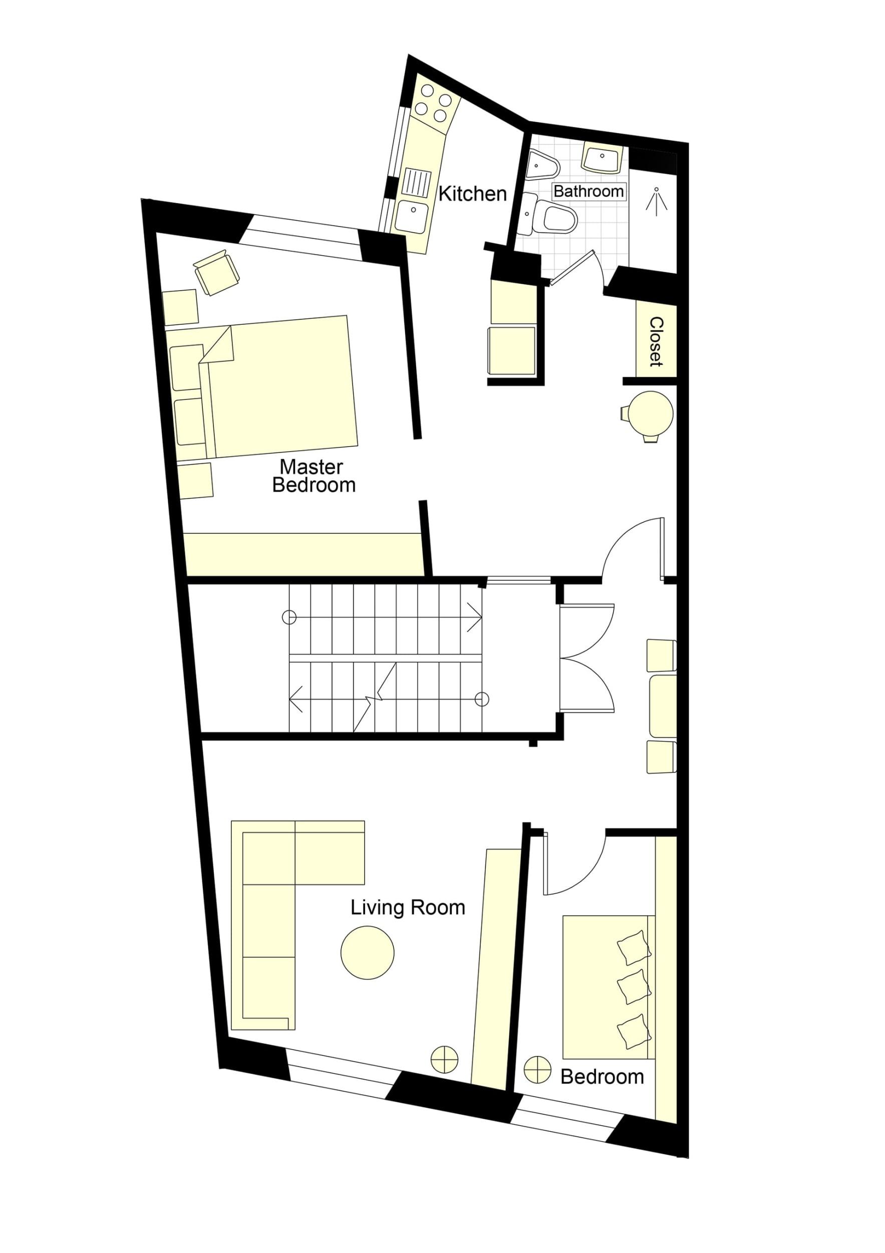 Parione Perfetto Floorplan