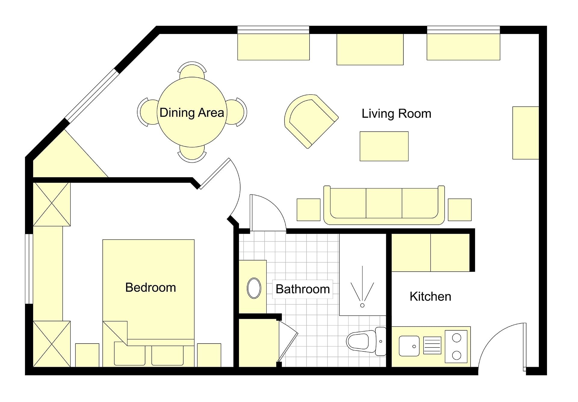 Pomerol Floorplan