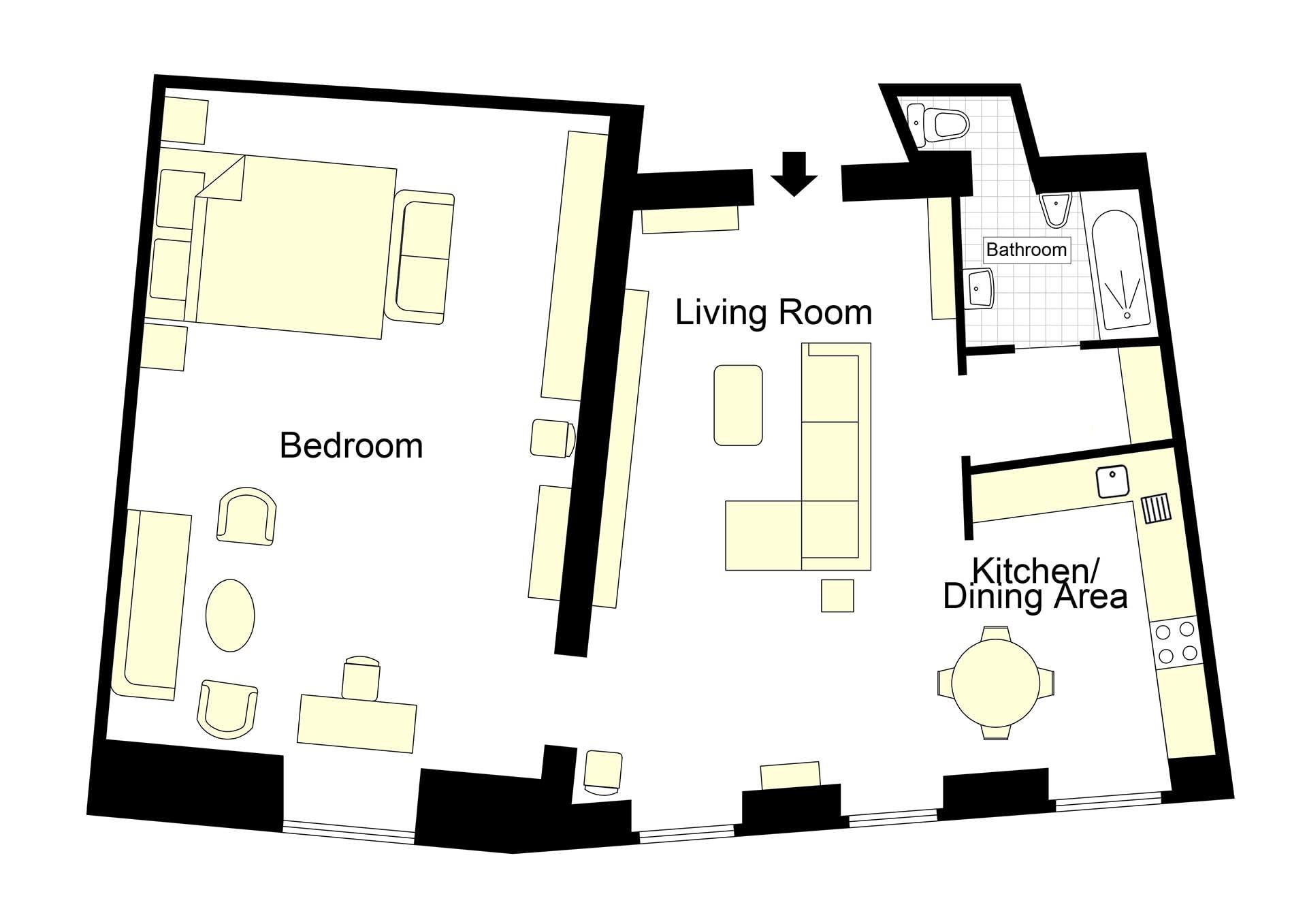 Prisco Floorplan