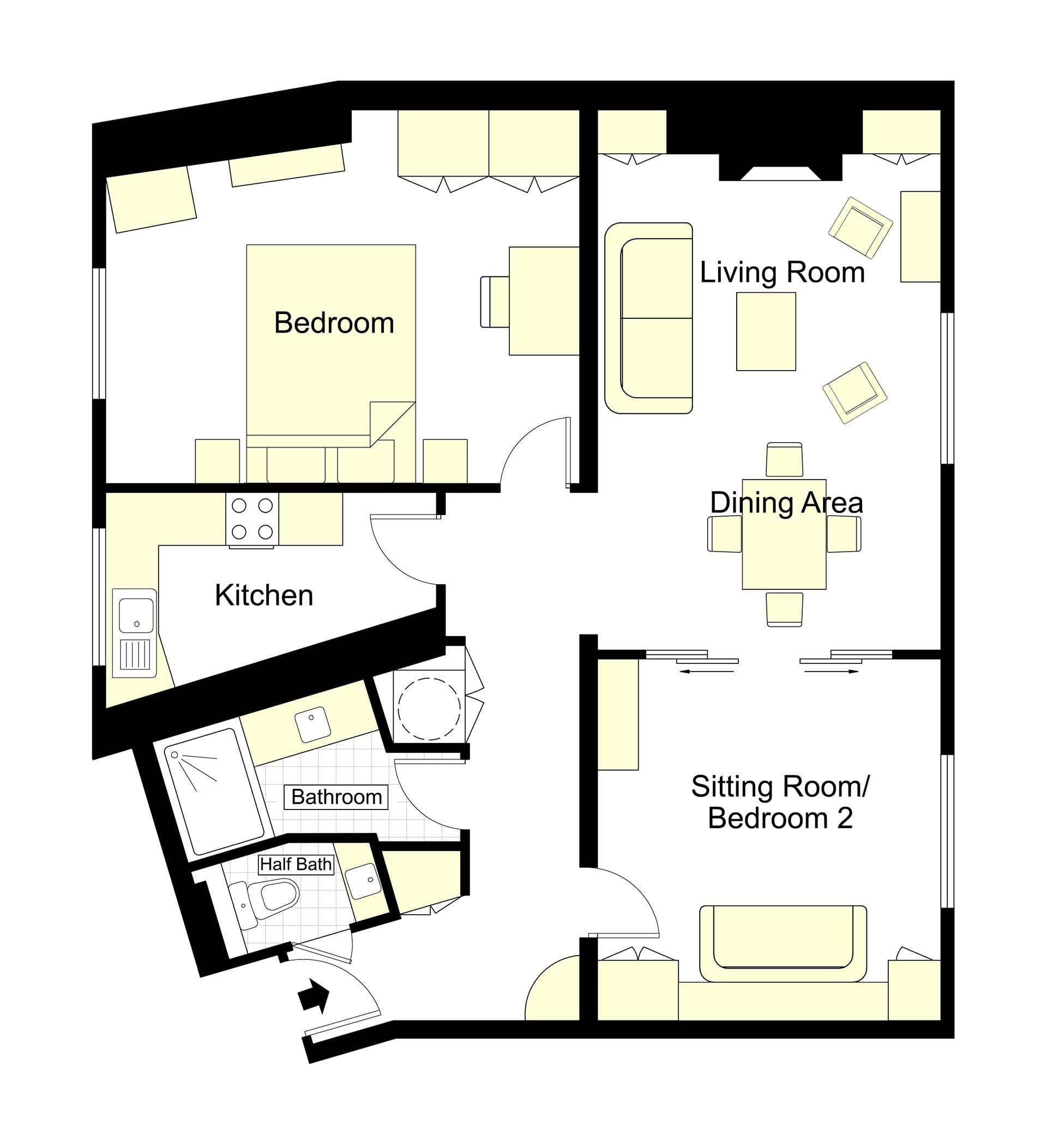 Quincy Floorplan