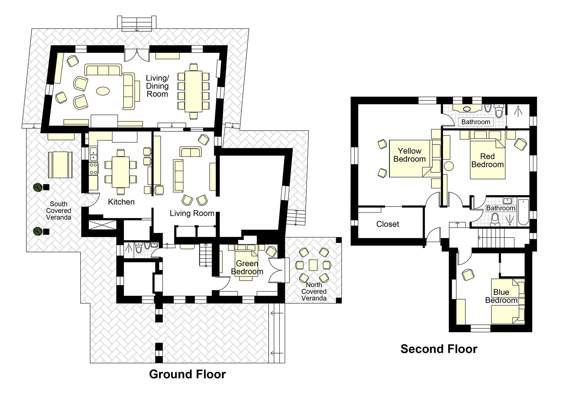 Regina Alta Floorplan
