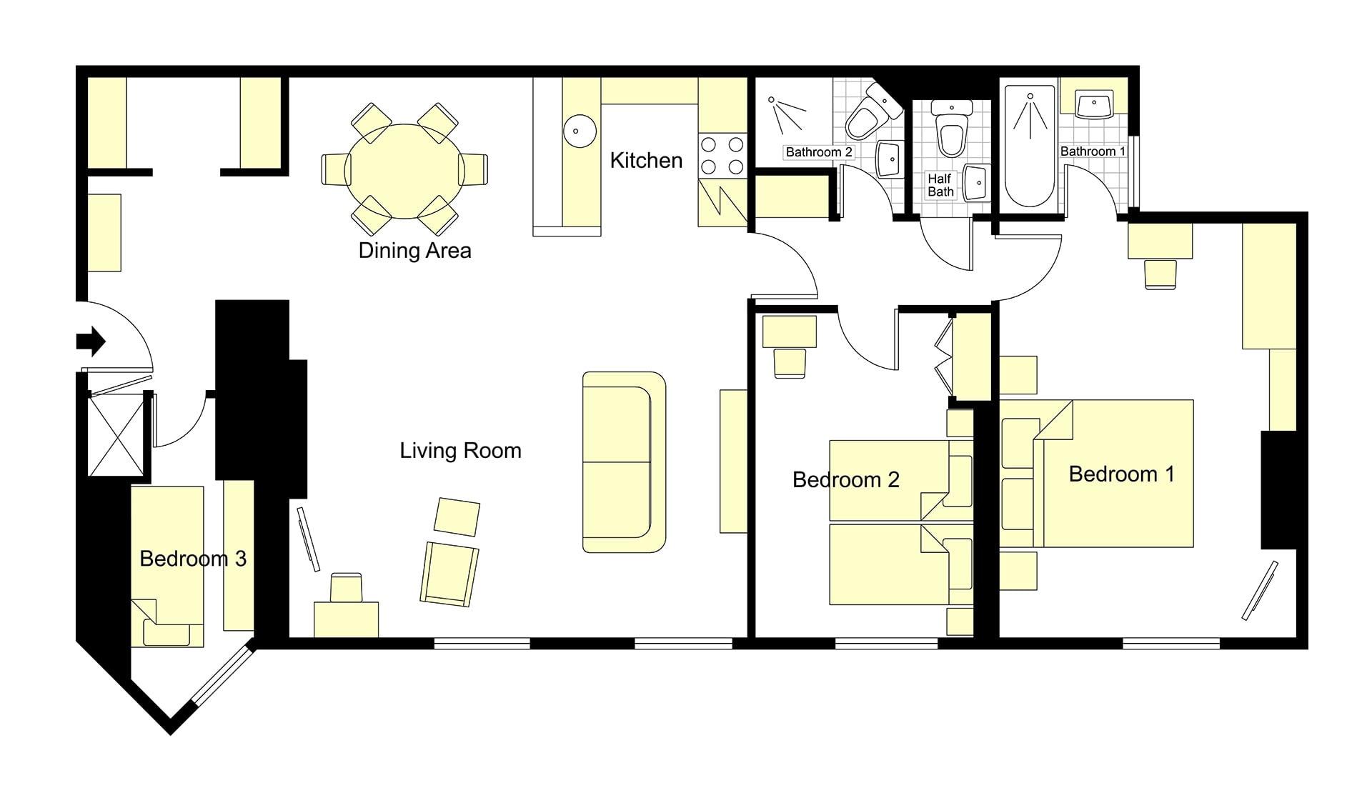 Rully Floorplan