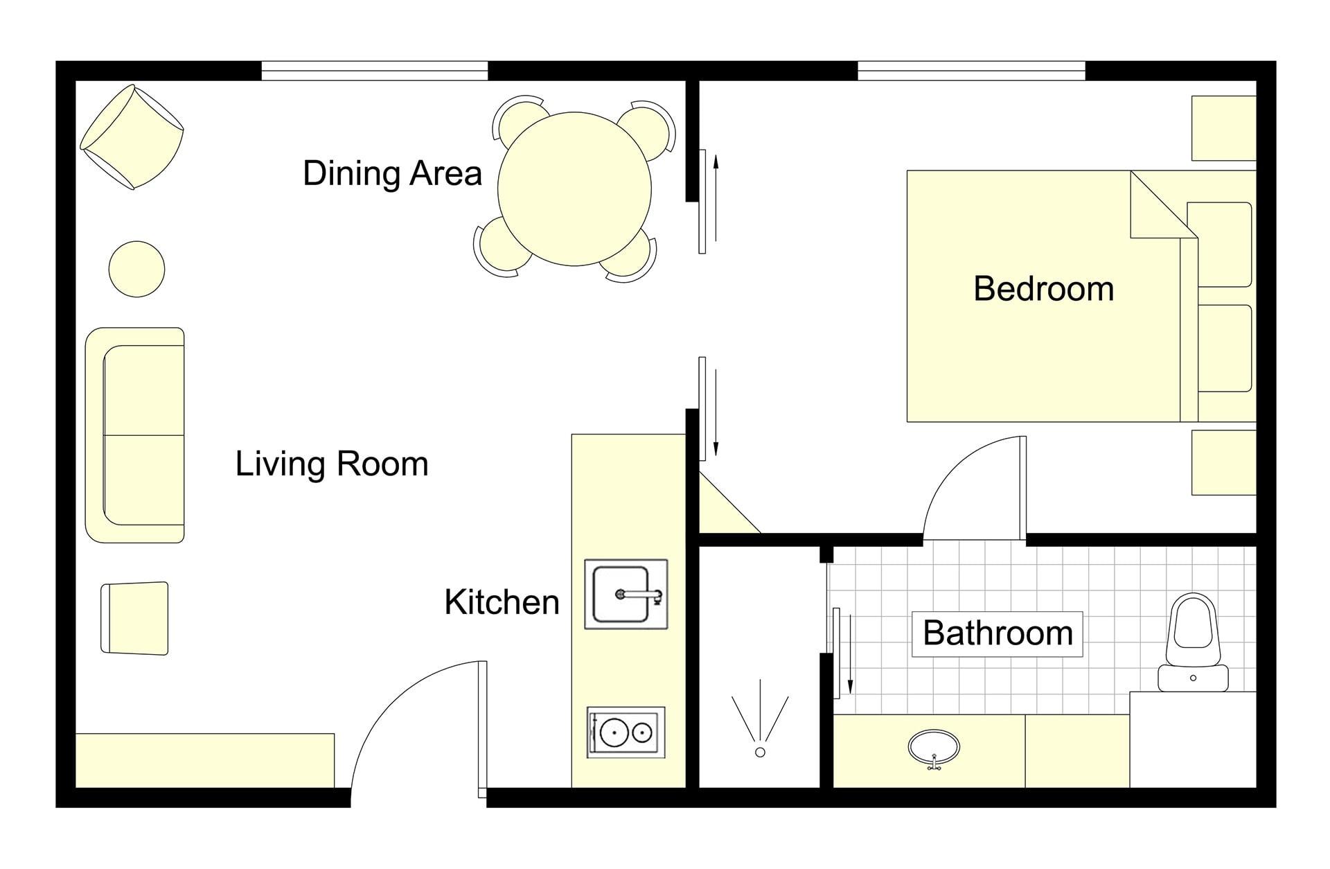 Sangiovese Floorplan