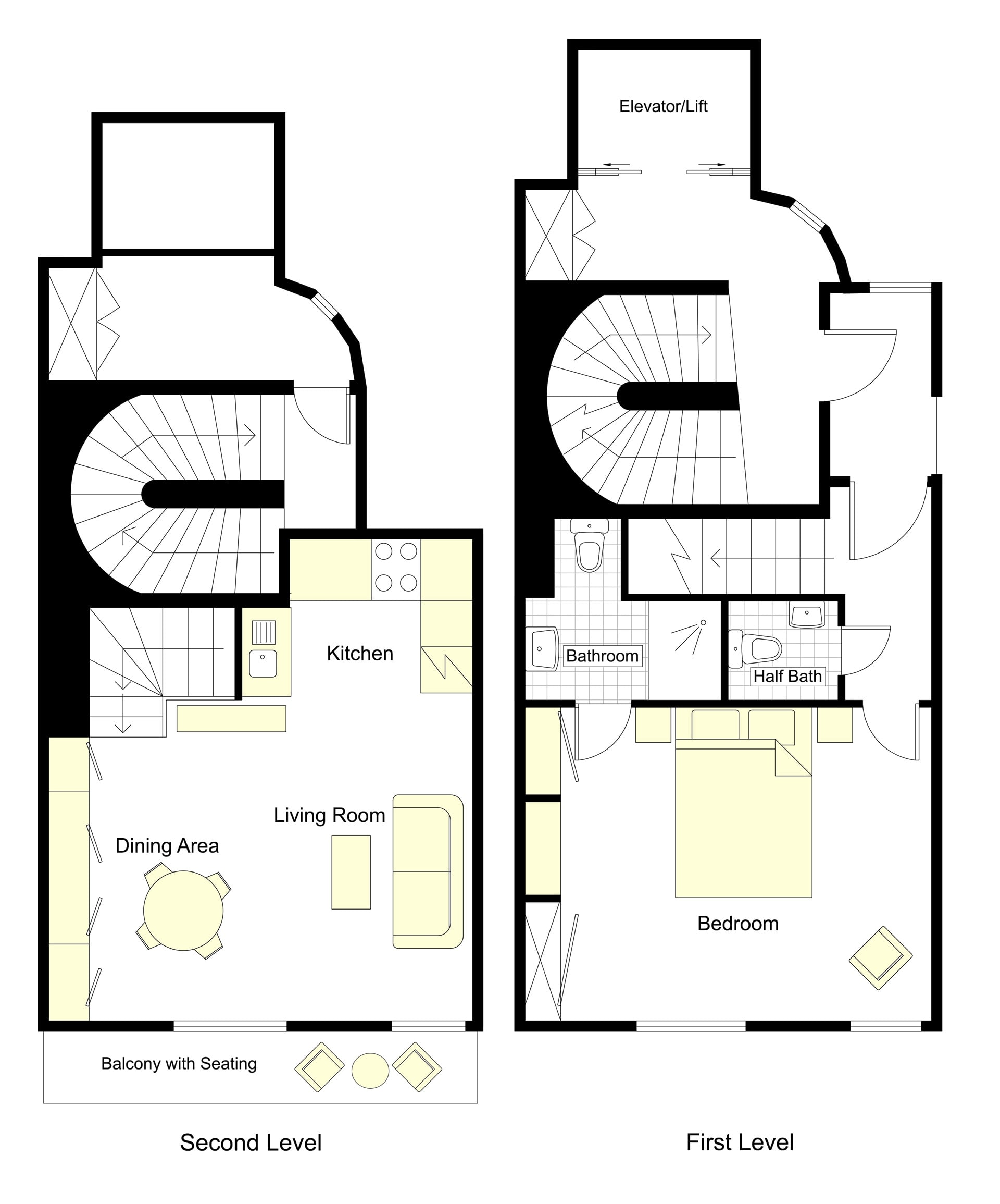 Savennières Floorplan