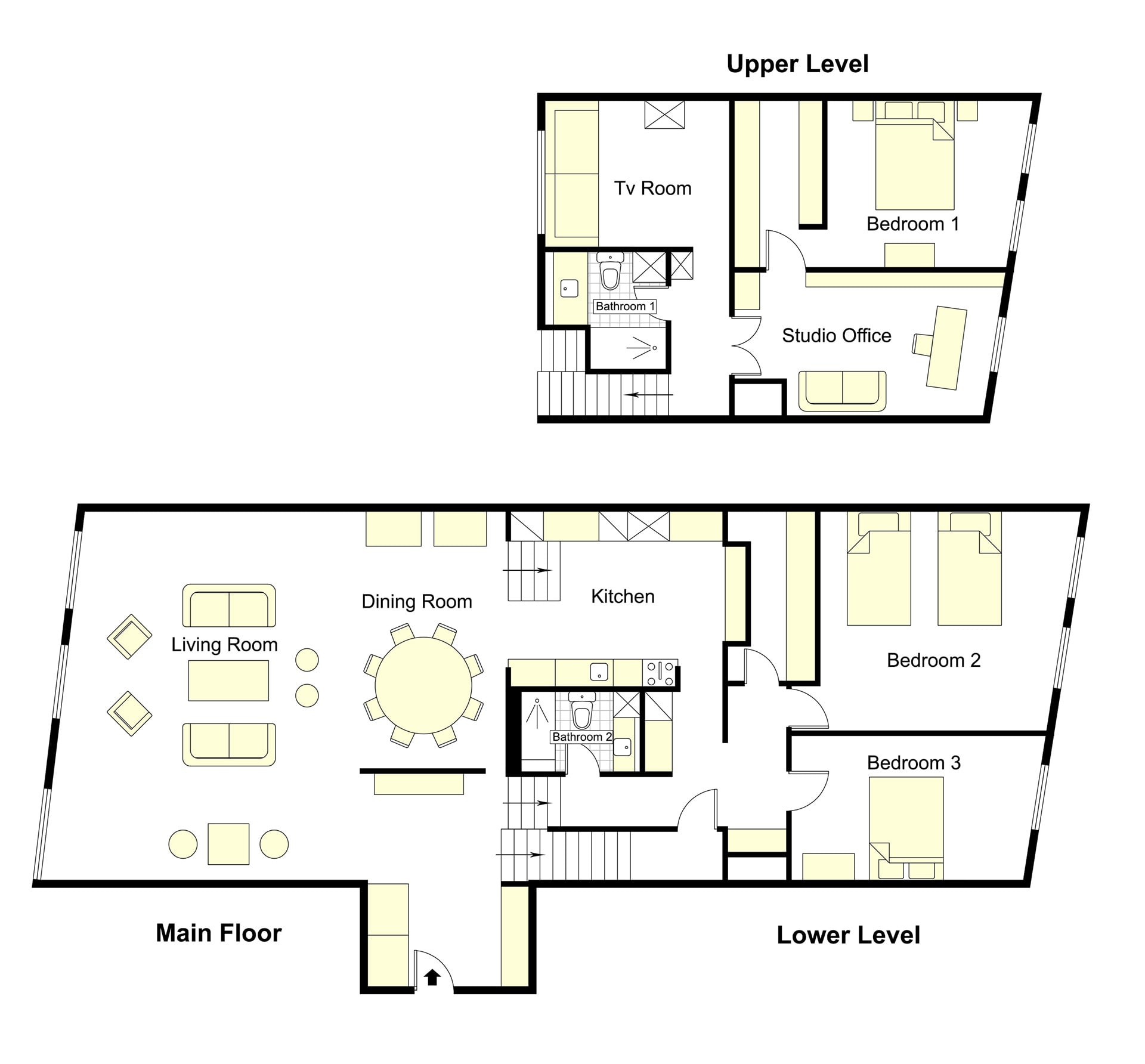 Savigny Floorplan