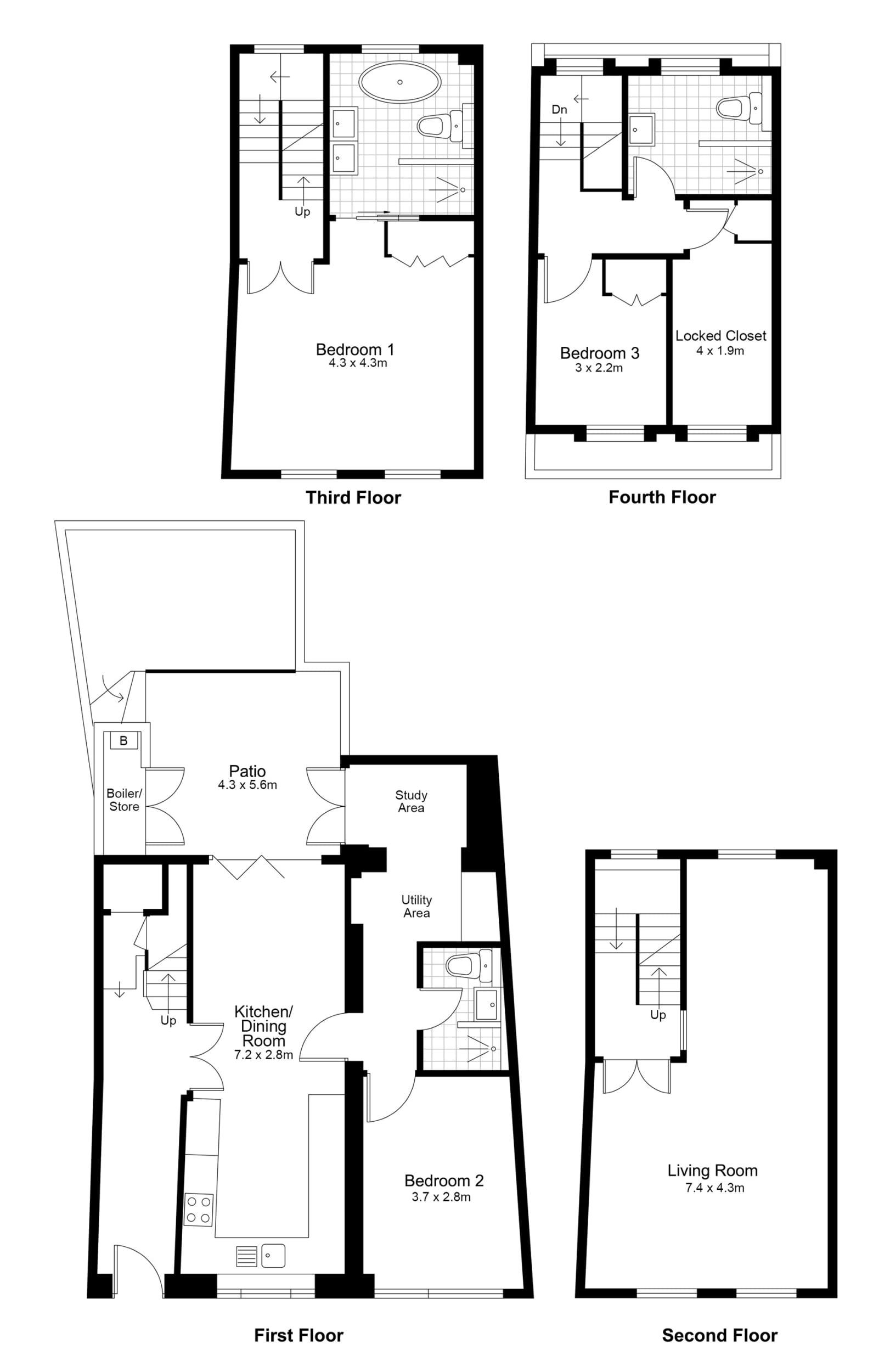 The York Floorplan