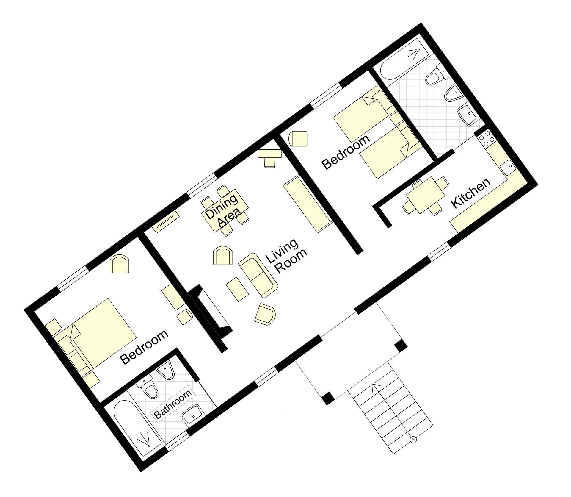 Borgo Tiglio Floorplan