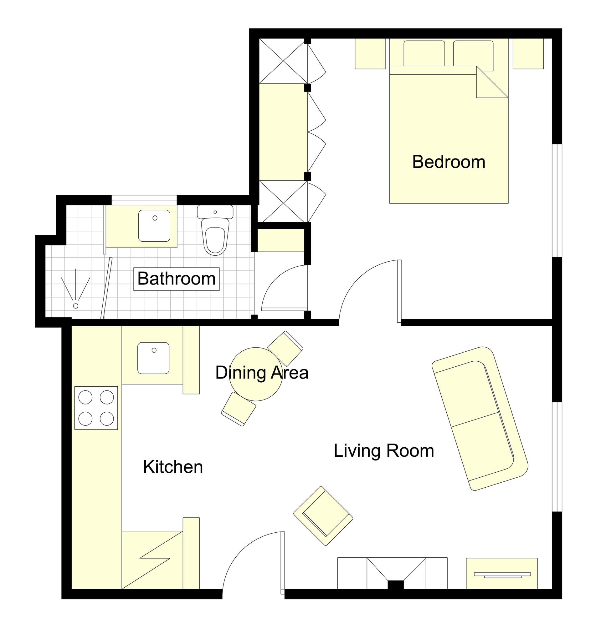 Tursan Floorplan