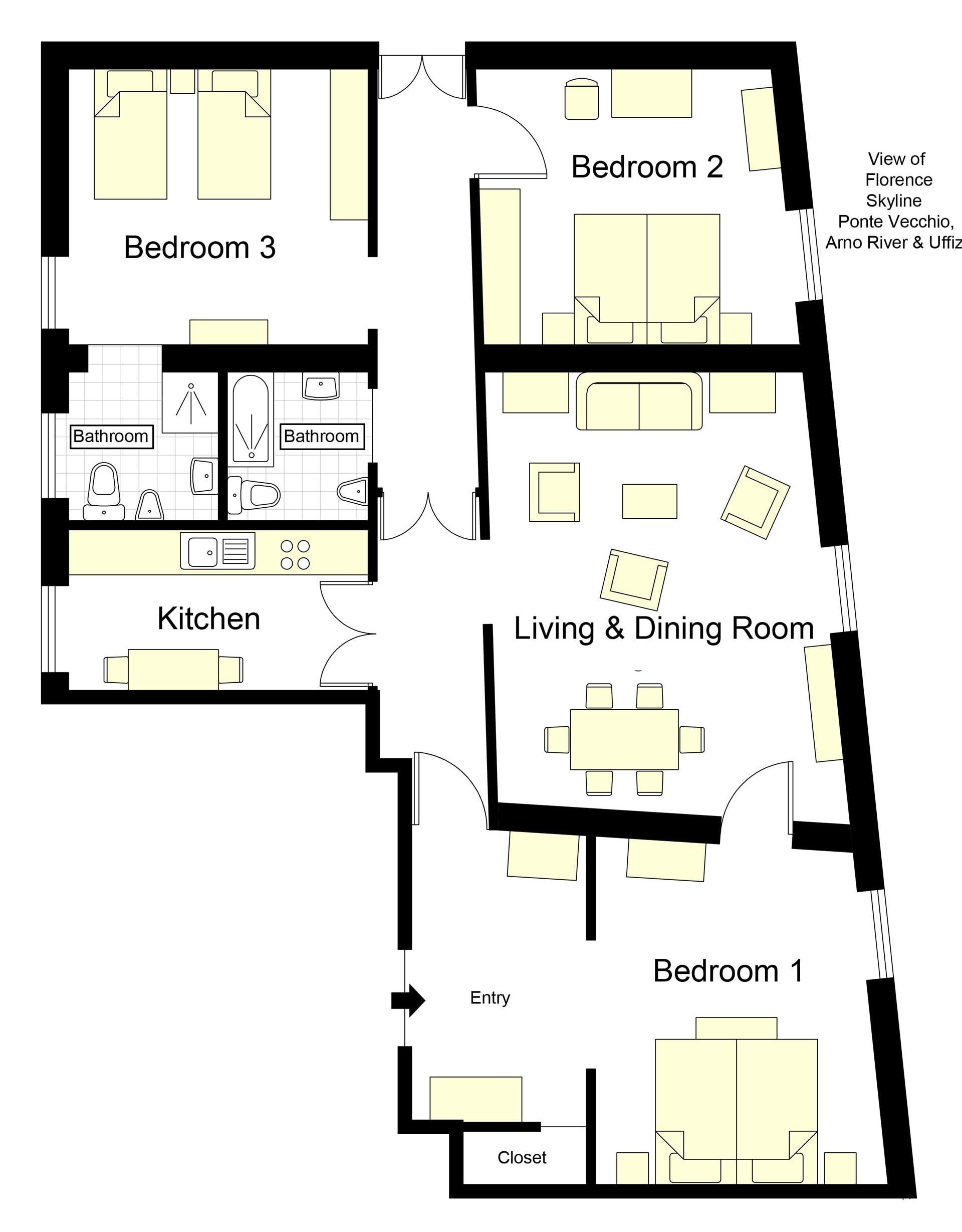 Vela Floorplan