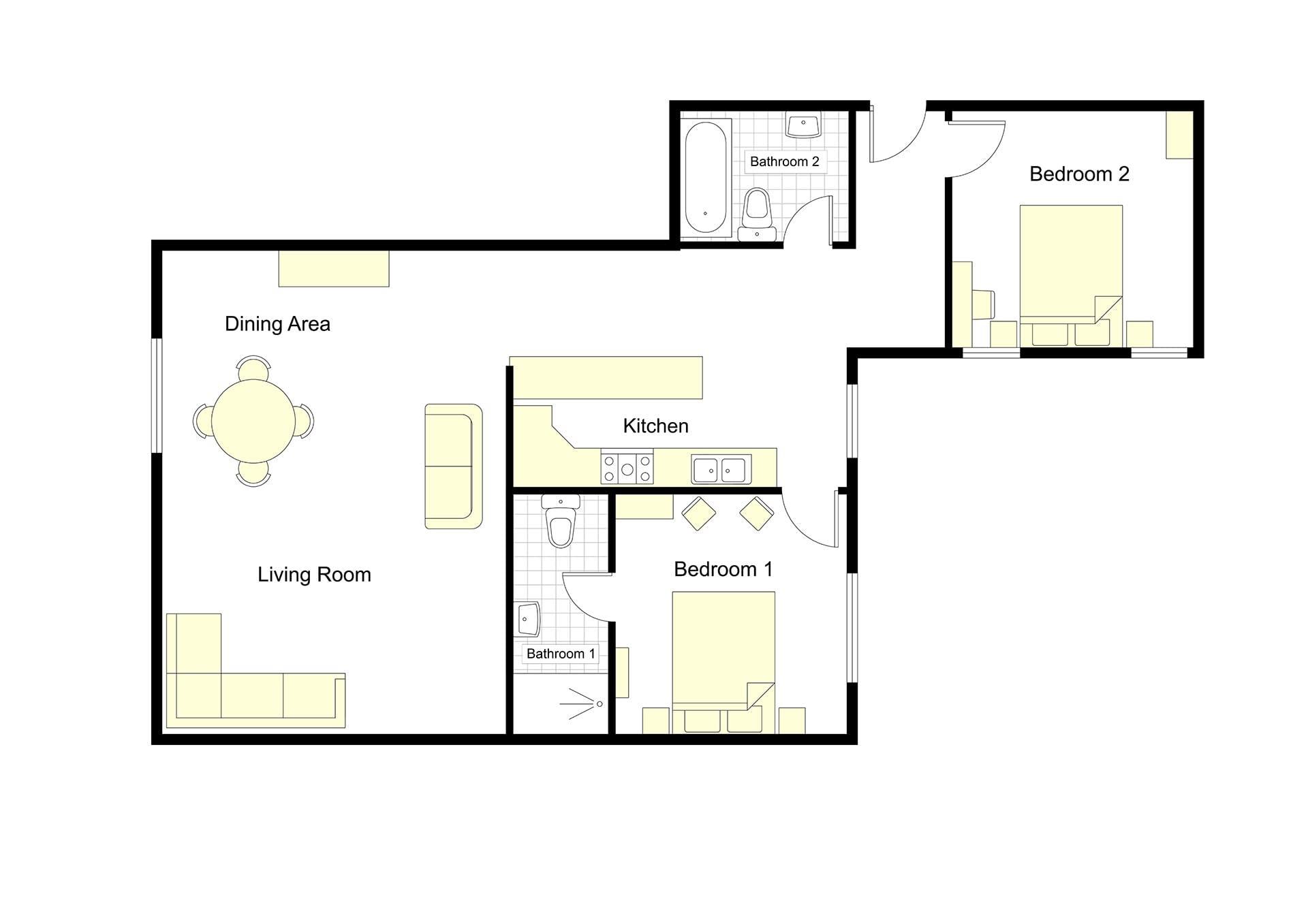 Verdi Floorplan