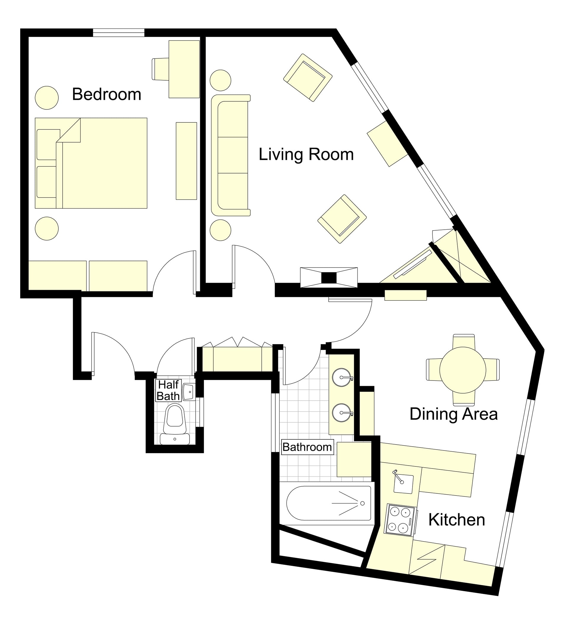 Volnay Floorplan