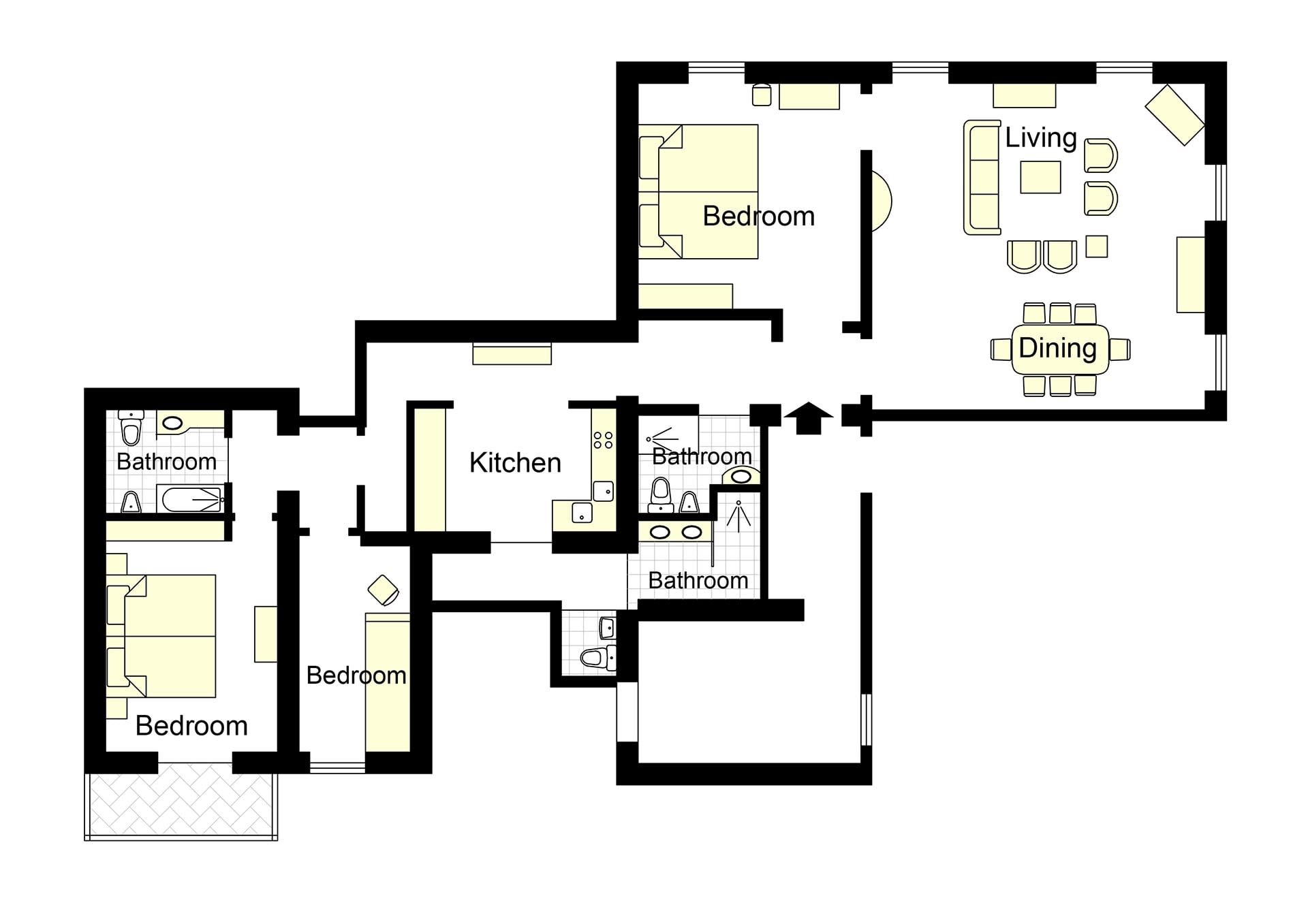 Zegno Floorplan